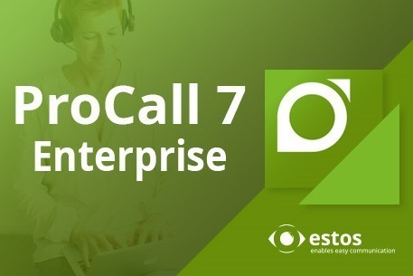 ESTOS Upgrade auf ProCall 7 Enterprise (von Version 6)